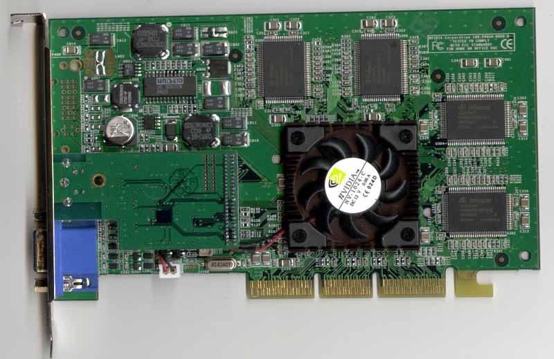 3DFX NVIDIA GEFORCE DDR WINDOWS DRIVER