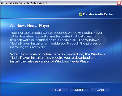 Windows Media Center Download