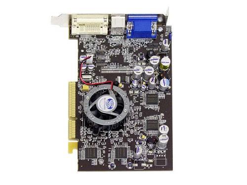 скачать драйвер на видео карту radeon 9600 se family