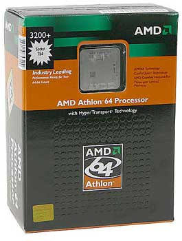 AMD Athlon 64 3200+ s939 & Cooler