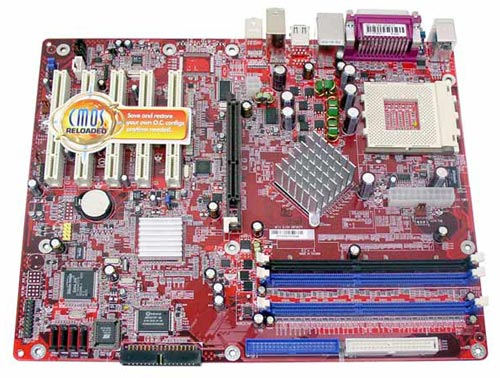 Cpu And Motherboard Value Oc Alternatives Overclocking Buyer S Guide August 2004