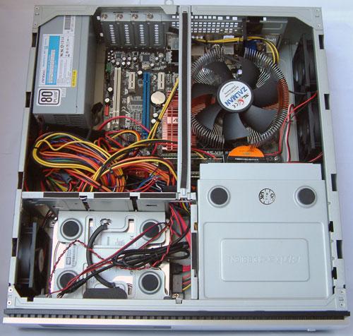 Antec Micro Fusion 350
