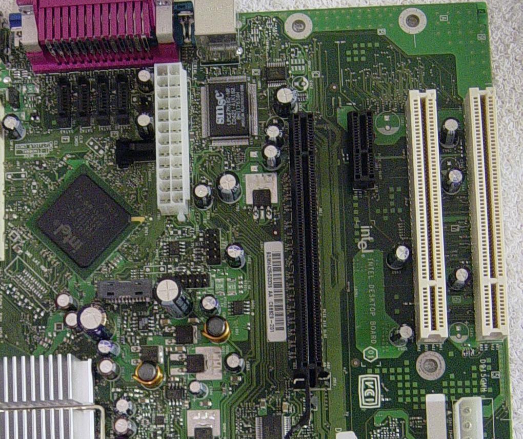 Examining BTX cont'd - Intel's Long Awaited BTX Form Factor