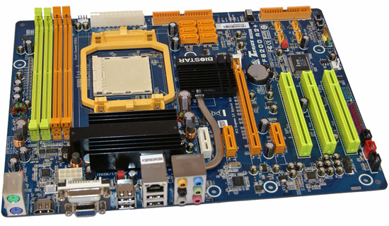 Biostar MCP6P3 SATA AHCI Driver for Windows 7
