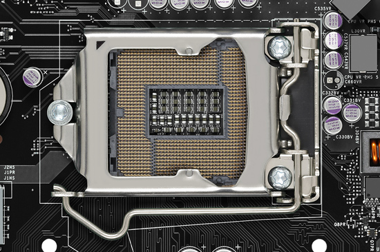 Beginners Guide: Install/Remove Intel Socket LGA1156 CPU and ...