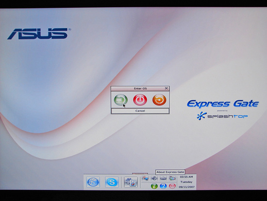 Asus Express Gate Drivers for Windows 8
