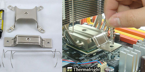 Ultra-120 eXtreme Production Kit - UPDATE: Thermalright