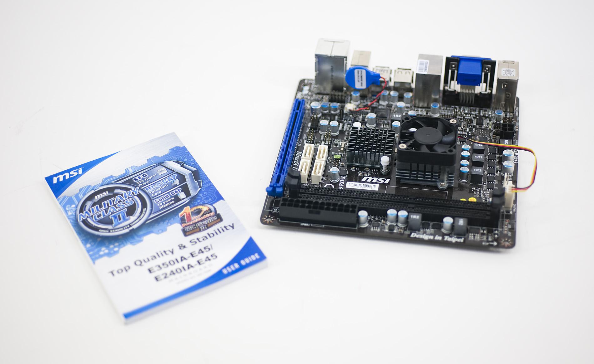 MSI E350IA-E45 OverClocking Center Driver for Mac Download
