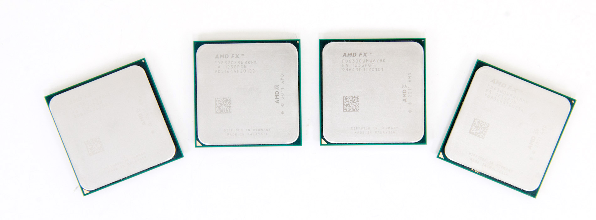 The Vishera Review Amd Fx 8350 Fx 8320 Fx 6300 And Fx 4300 Tested