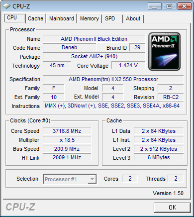 Overclocking - The Athlon II X2 & Phenom II X2: 45nm Dual