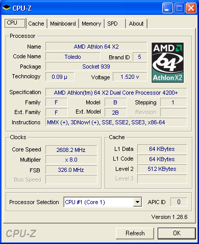 athlon64 4000 overclocking: