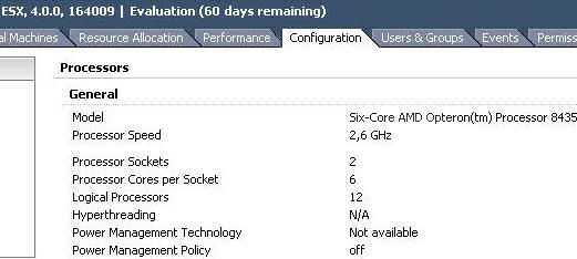 Virtualization To Be Or Not To Be Amd S Six Core Opteron 2435