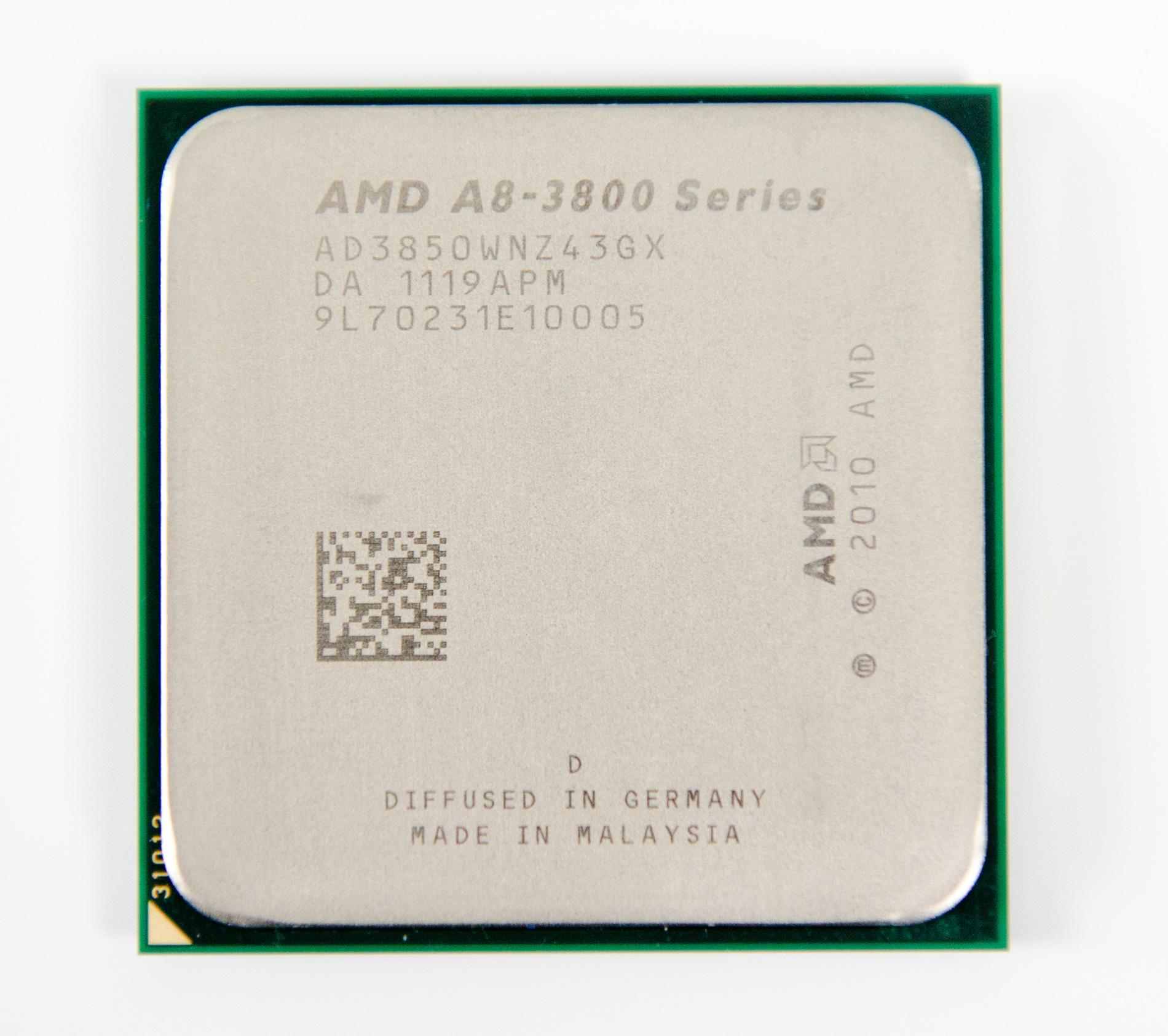 Final Words - The Llano Desktop Preview: AMD A8-3850 CPU & GPU