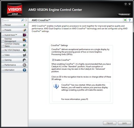 Asymmetric CrossFire - The AMD A8-3850 Review: Llano on the Desktop