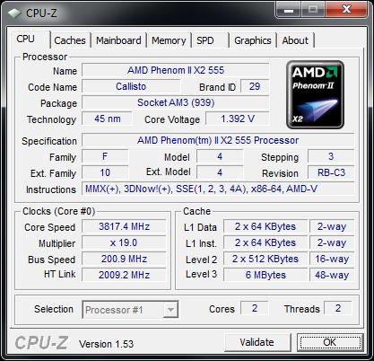 Amd S New Year Refresh Athlon Ii X4 635 Phenom Ii X2 555 Athlon Ii X2 255 Athlon Ii X3 440