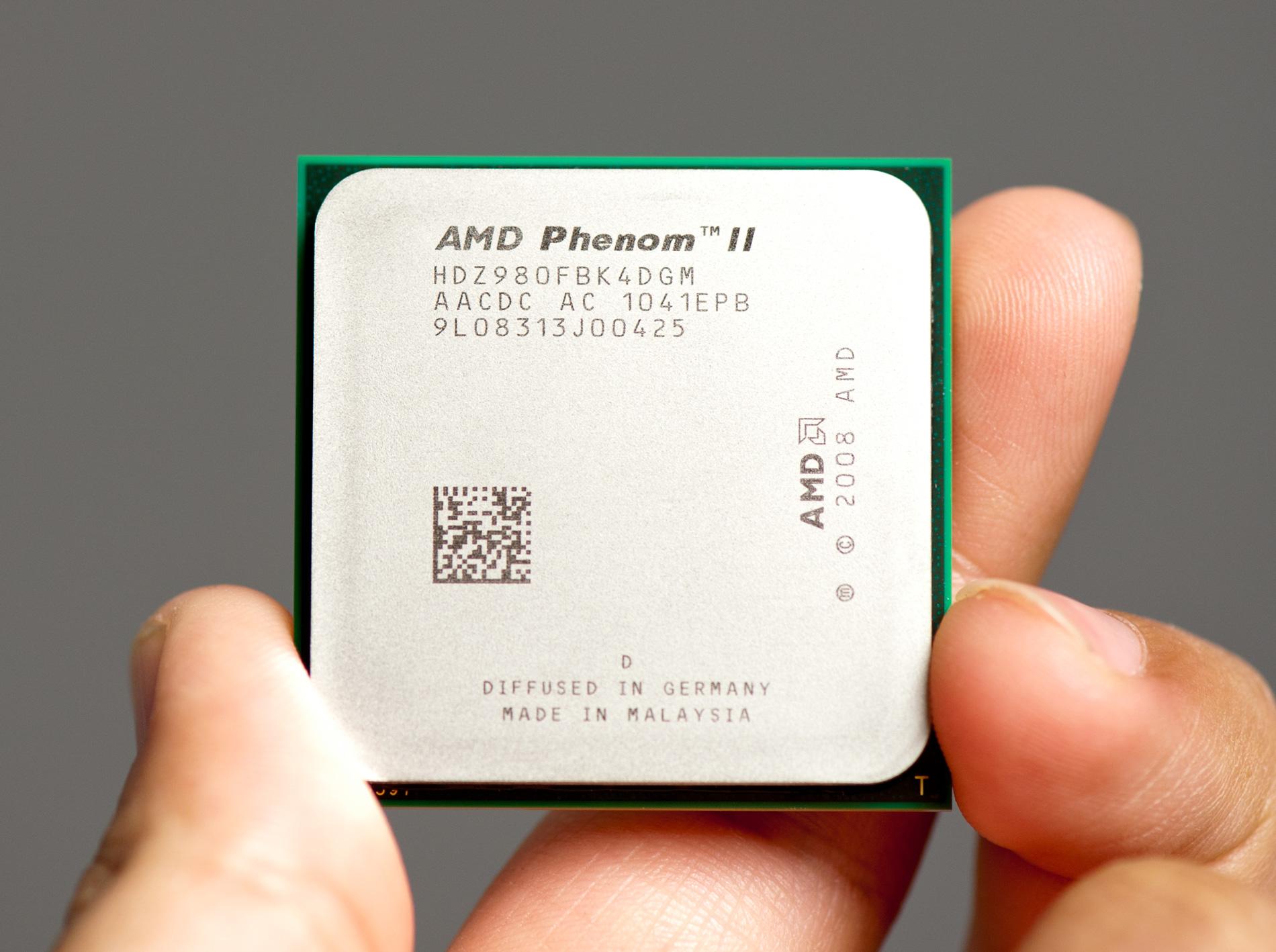 Amd Phenom Ii X4 980 Black Edition Review