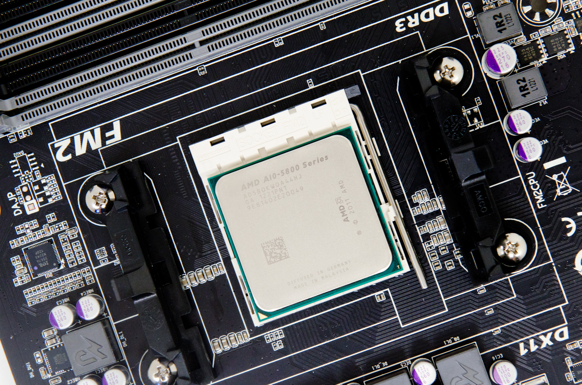 Amd A10 5800k A8 5600k Review Trinity On The Desktop Part 1 List Of 7400 Series Integrated Circuits Wikipedia Free