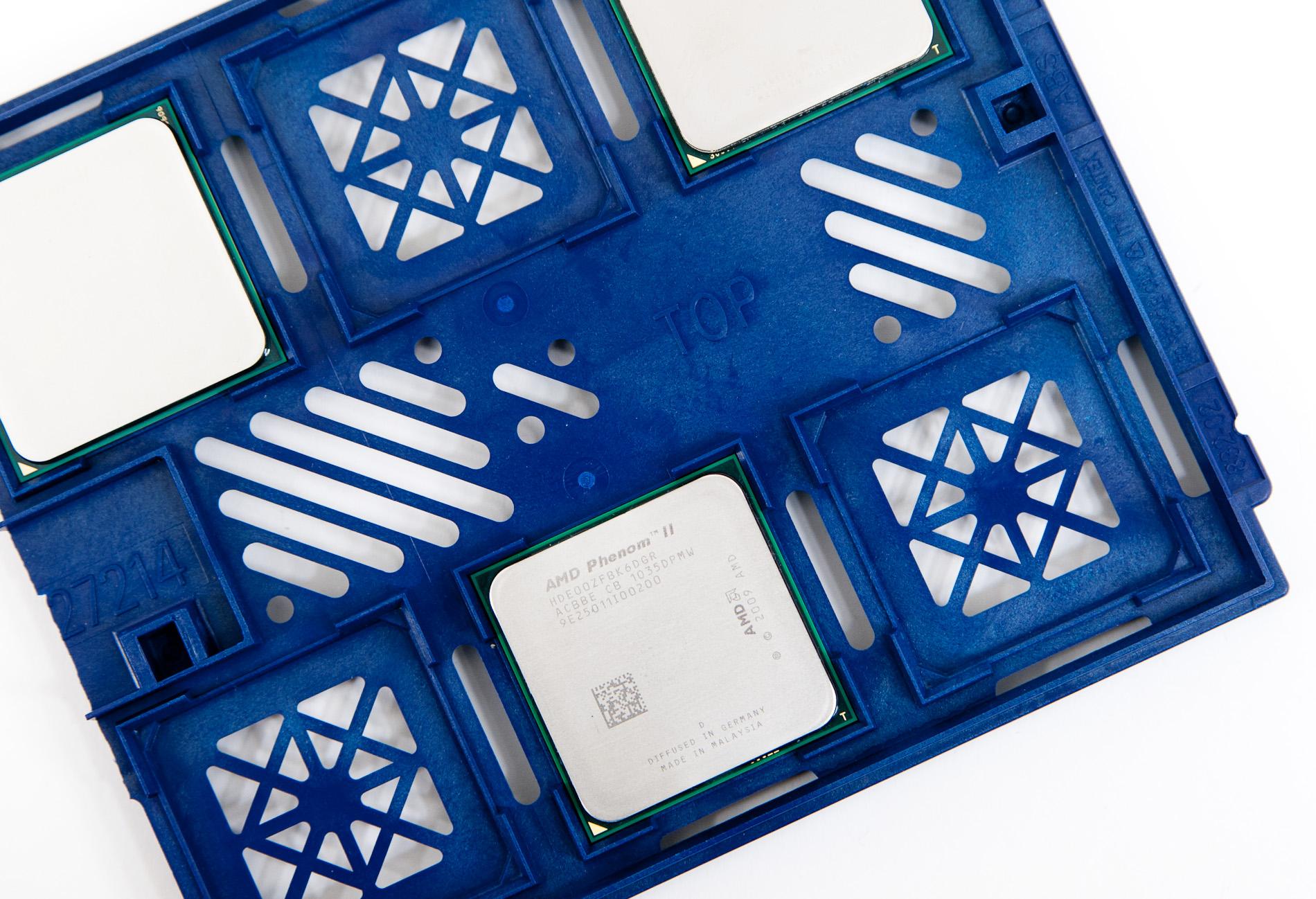 AMD s Winter Update Athlon II X3 455 Phenom II X2 565 and Phenom II X6 1100T