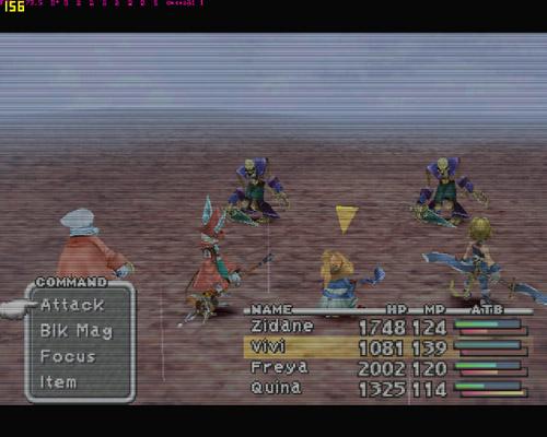 Final Fantasy 9 Emulator