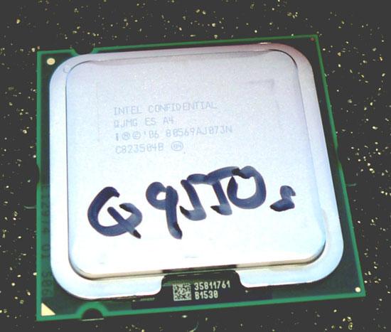 Intel Core 2 Quad Q9550S A New 65W