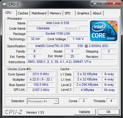 Overclocking the i3 - 4GHz with the Stock Cooler - The Intel Core i3