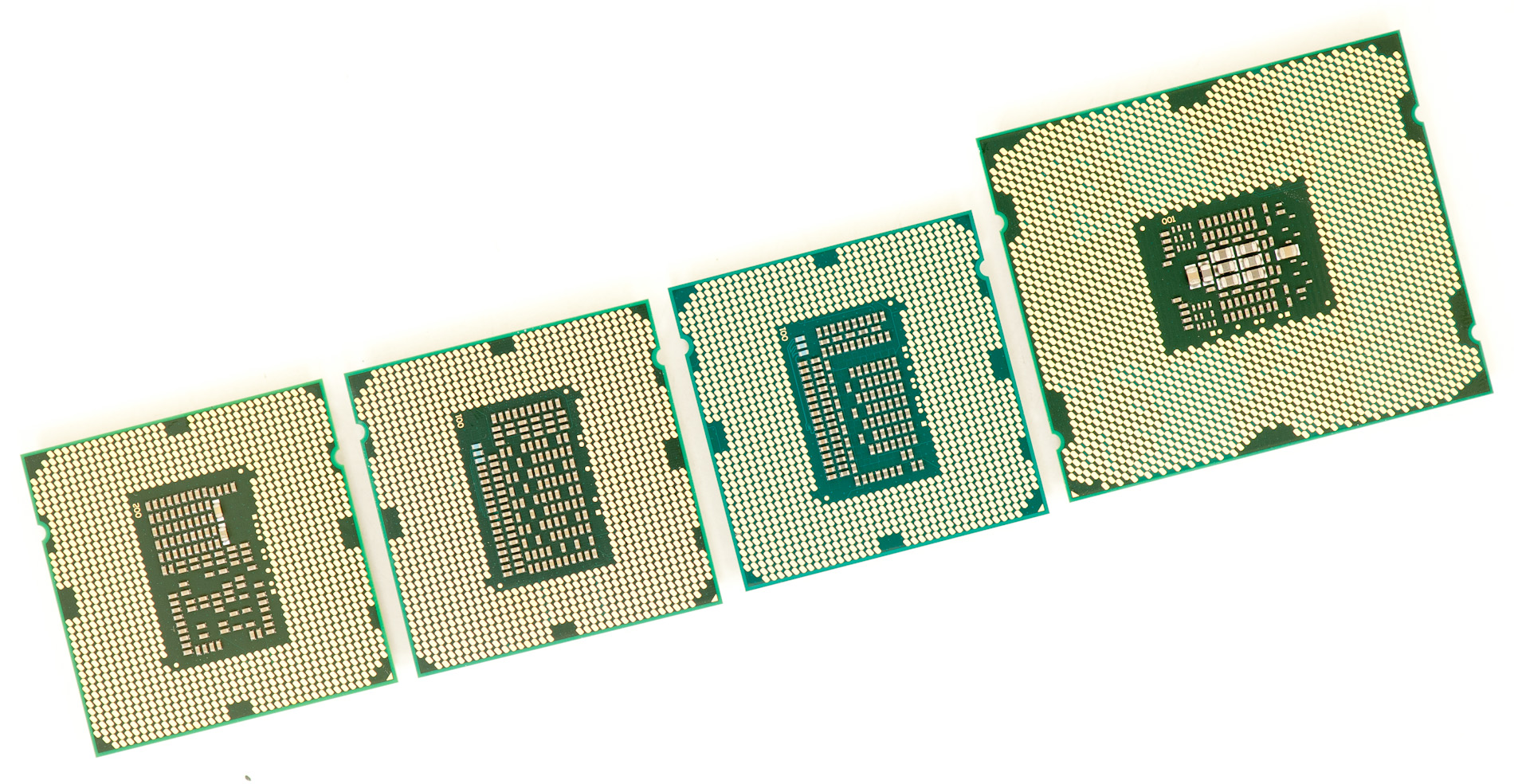The Lineup: Quad-Core Only for Now - The Intel Ivy Bridge