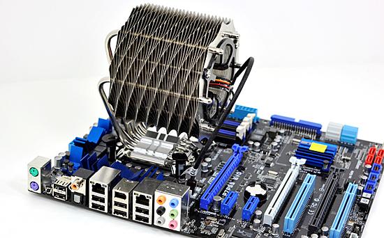 New Heatsinks and Motherboards - Intel's Core i7 870 & i5