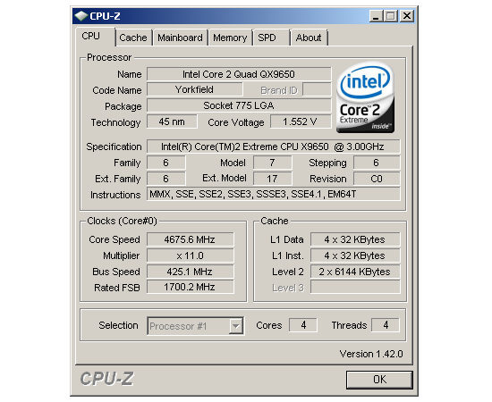 Official eVGA 780i Discussion/Review/Overclock/Guide Thread [Archive