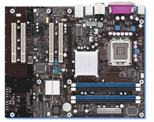 INTEL 925XE CHIPSET TREIBER