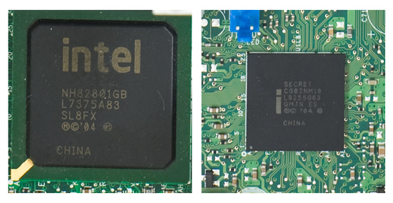 Intel Chipset Products