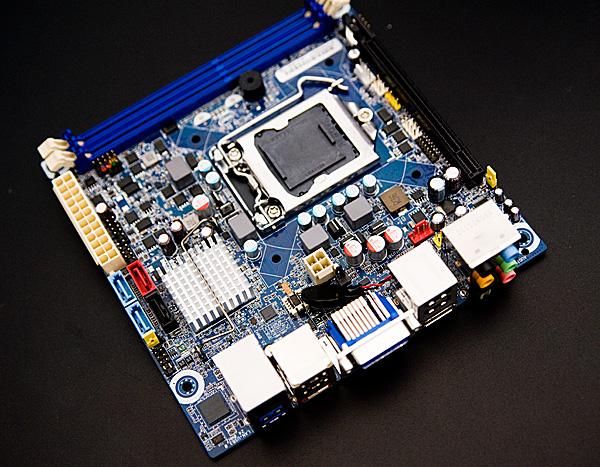 Asus Lga 1155 Mini Itx a Mini-itx Lga-1155