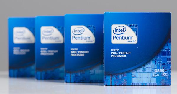 Тест / обзор Pentium G850, G840, G620 и G620T