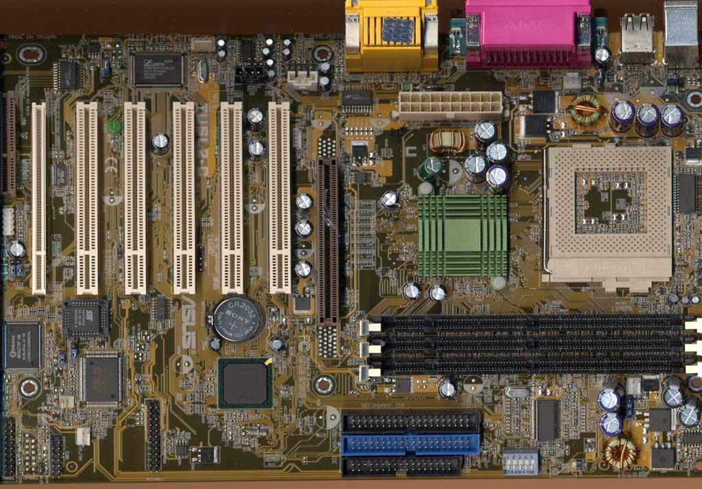 Asus TUSL2-M 64x
