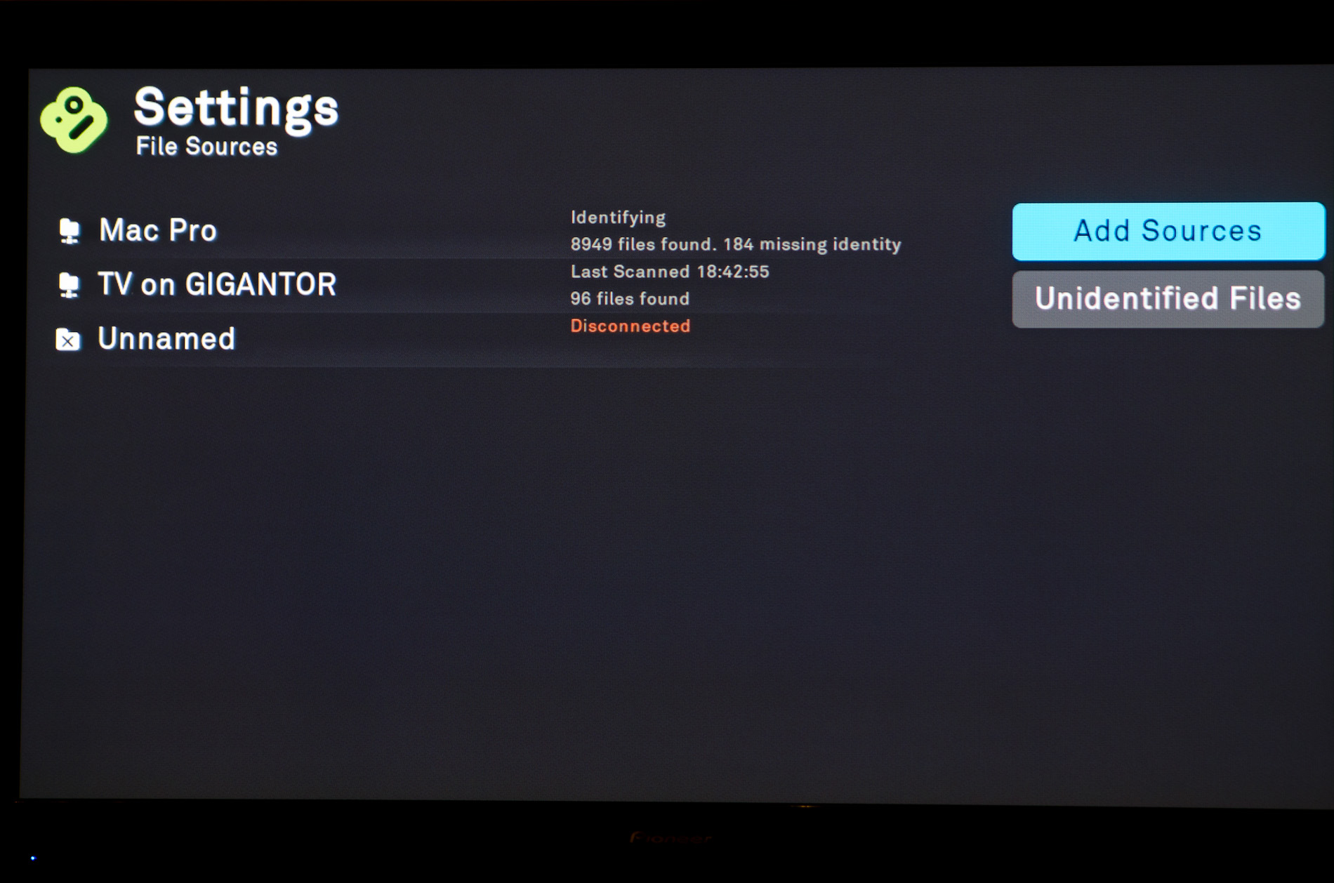 how to change boxee box to show preview