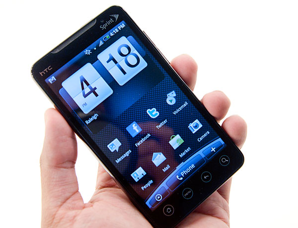 The Sprint HTC EVO 4G Review