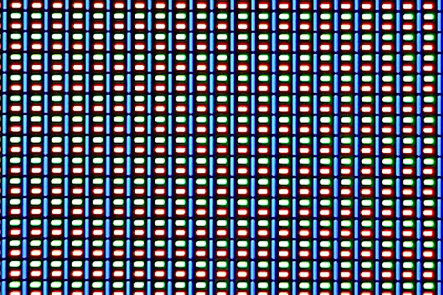 Display A New Subpixel Geometry Samsung Galaxy Note 2