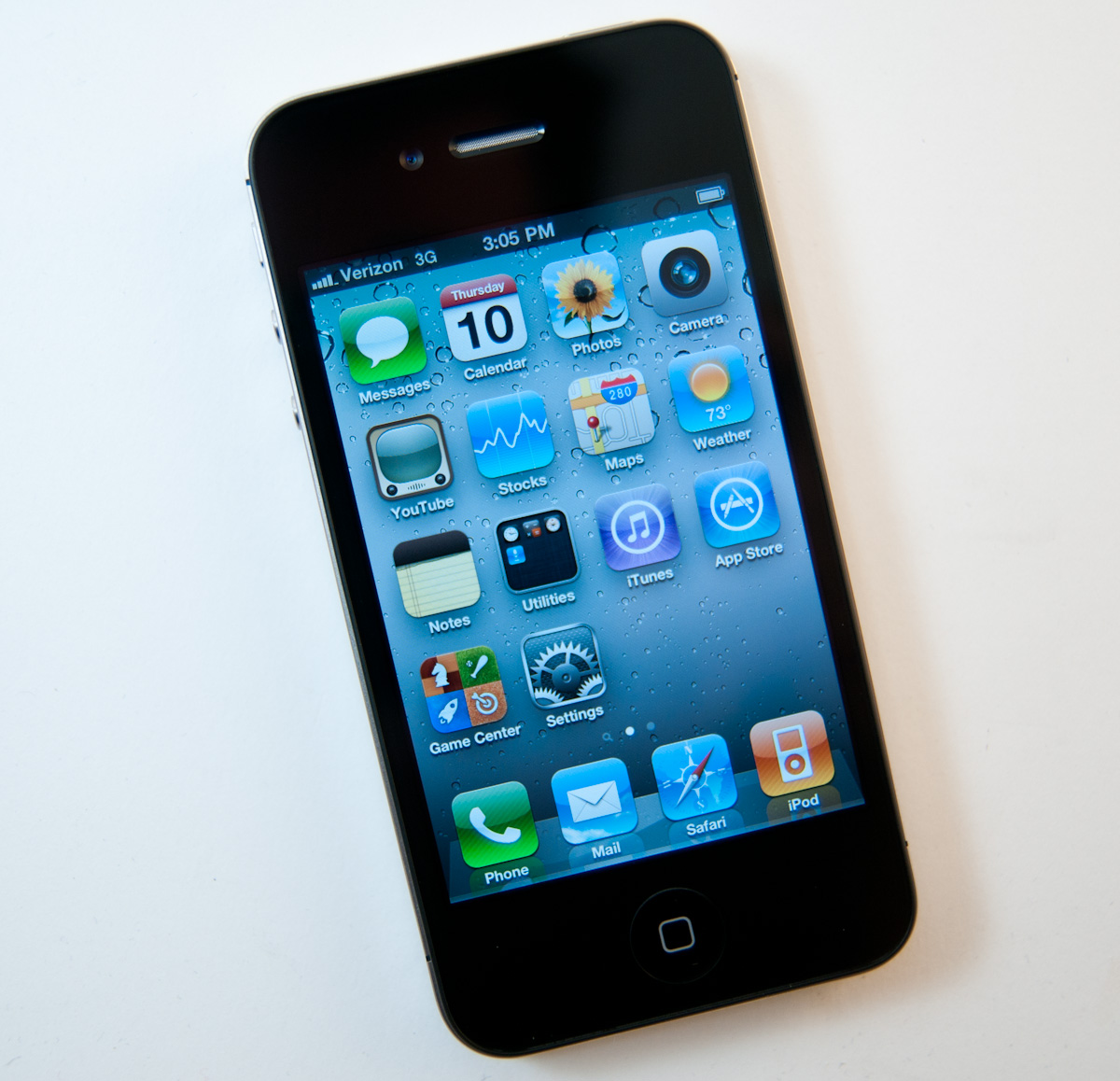 using verizon iphone in europe verizon iphone 4 thoroughly reviewed 7505