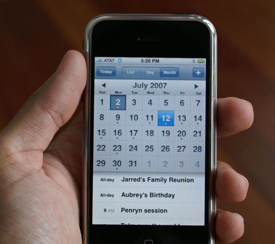 Monthly Calendar App : Best monthly calendar app for iphone new
