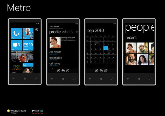 Windows Phone 7 The Anandtech Guide