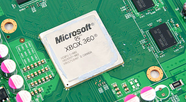 xbox 360 slim motherboard. Xbox 360 Slim torn down,