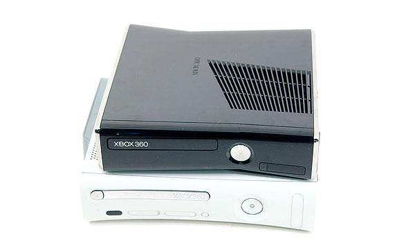 Diferencias sobre la Xbox 360 slim y arcade