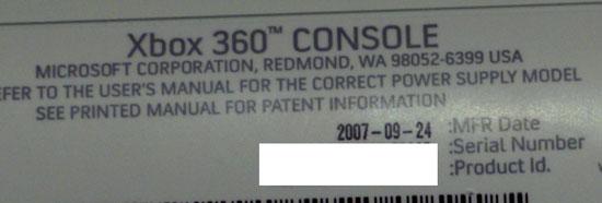 warez serial number: