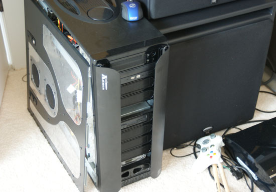 Anand's Home Theater PC - Part I: The First Builds
