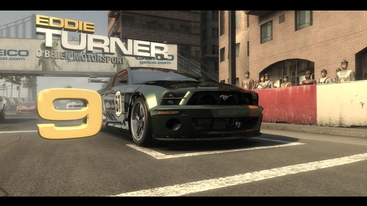 Race Driver: GRID (PC)