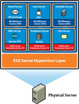 Virtualization - ESX 3 5 Update 2/3 - The Best Server CPUs part 2