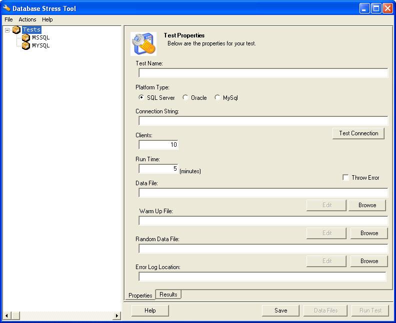 SQL Stress Tool Benchmark - AMD's dual core Opteron & Athlon
