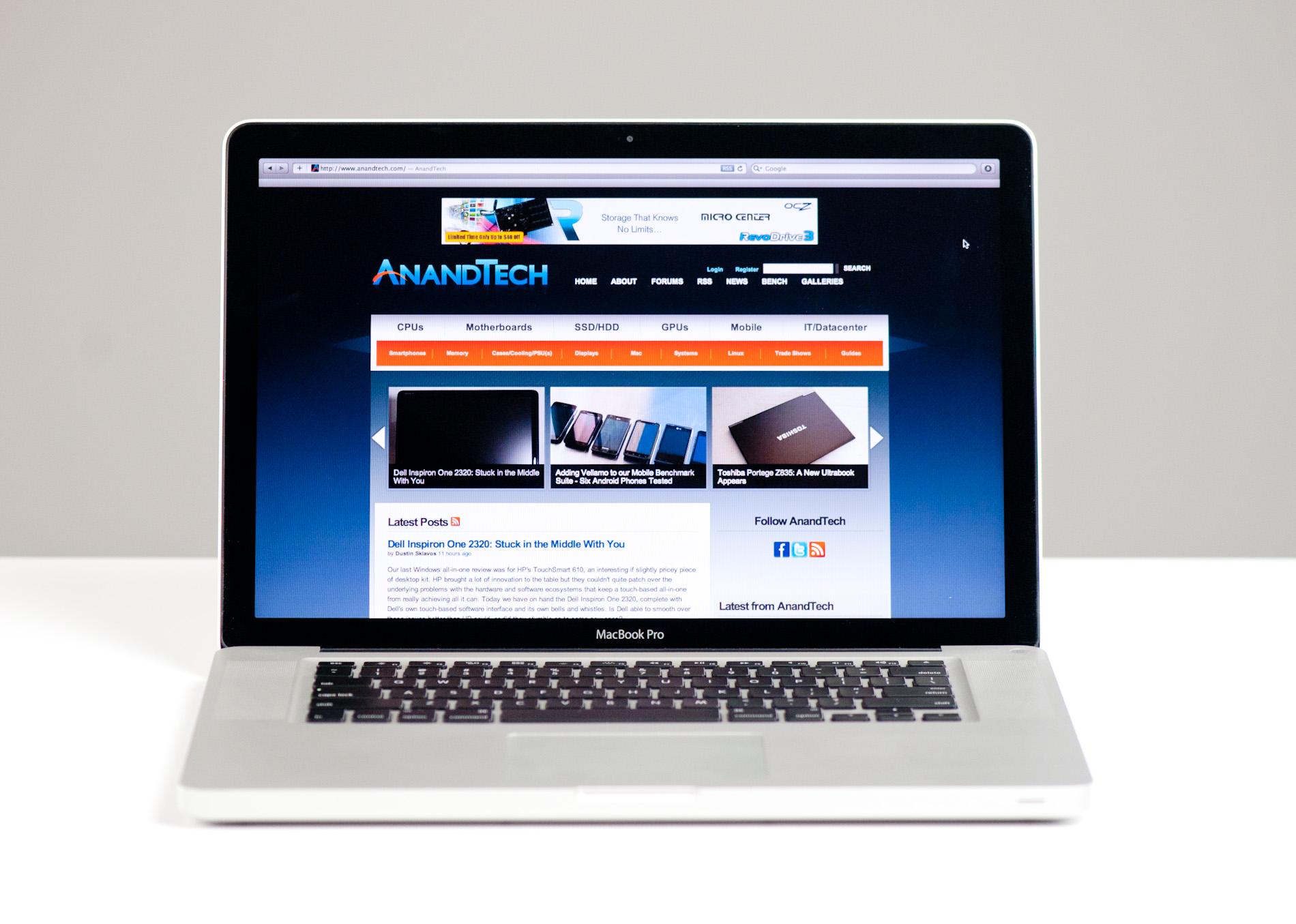 MacBook Pro 15\