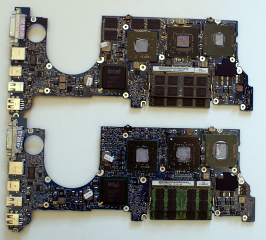 Inside the new MacBook Pro - Apple's New Penryn MacBook Pro: Dissected