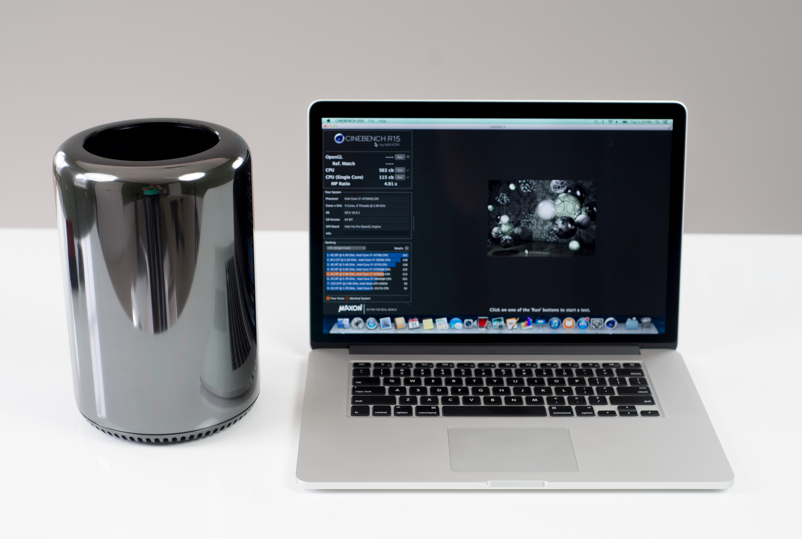 The Mac Pro Review Late 2013
