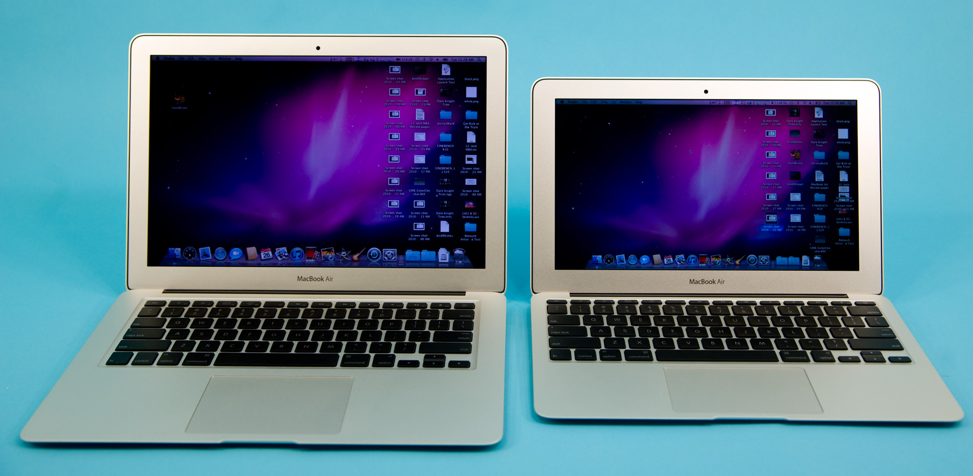 Apple's 2010 MacBook Air (11 & 13 inch) Thoroughly Reviewed